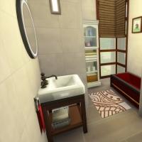 Kazoku Chambre enfant Salle de bain 2