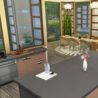 Kazoku Salle à manger  Cuisine 2
