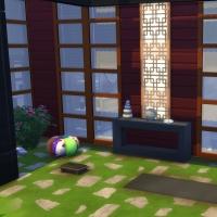 Kazoku Vue cà´té 4 coin yoga médidation