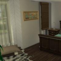 Chambre 1 vue 1
