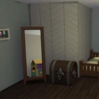 Chambre 2 vue 1