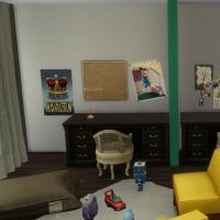 Chambre 3 vue 2