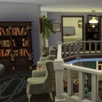 Palier étage vue 2