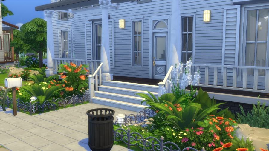 Sims  Tlchargement Maison Coloniale