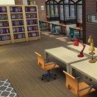 Espace adultes - bureaux