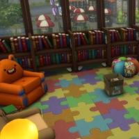 Espace enfants - coin salon 1