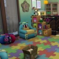 Espace enfants - coin salon 2