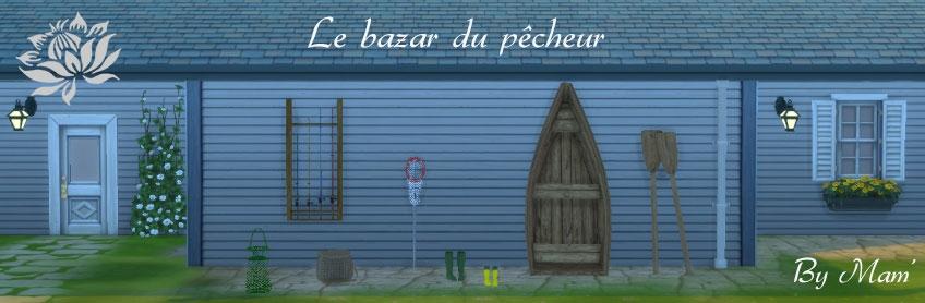 Le bazar du pêcheur