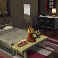 L'escapade Chambre 2