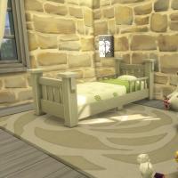 Campanule chambre bambin 1