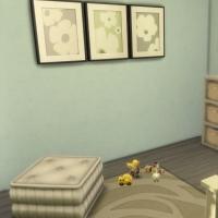 Campanule chambre bambin 2