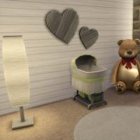 Campanule chambre bébé 1