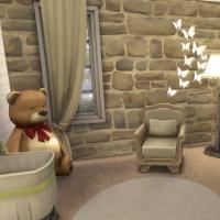 Campanule chambre bébé 2