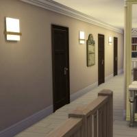 Campanule couloir étage