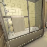 Campanule salle de bain filles