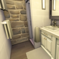 Campanule salle de bain garà§on