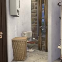 Campanule salle de bain rez de chaussée 1