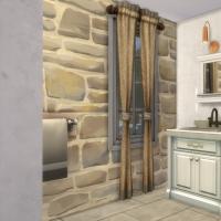 Campanule salle de bain rez de chaussée