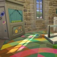 Campanule salle de jeux enfant 2