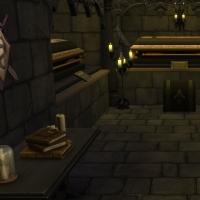 Cimeti�re du grand repos - crypte 1