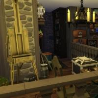 Palier de l'étage vue 2