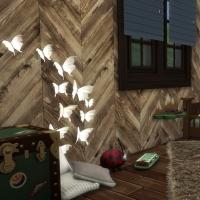 Chambre bambin - vue 1