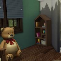 Chambre bambin - vue 2