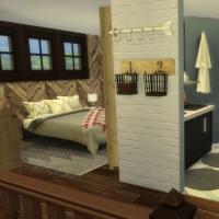 Chambre parentale - vue 3