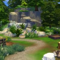 Extérieurs - vue sur jardin 1