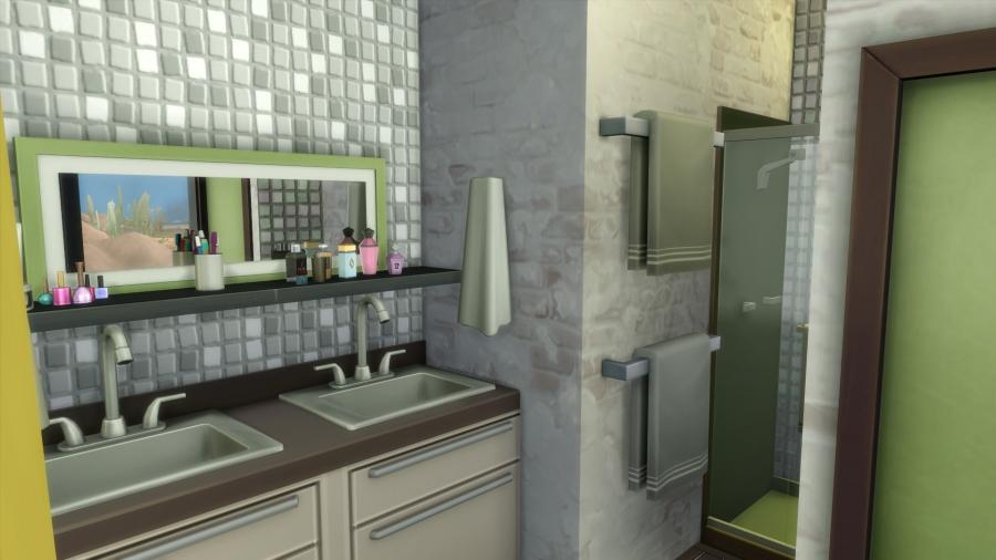 Sims 4 telechargement modern 39 co Meuble de cuisine sims 4 qui s imbrique