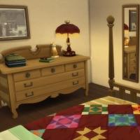 La cabane - la commode de la chambre parentale