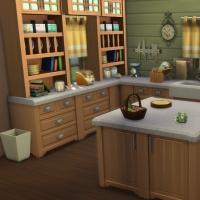 La cabane - la cuisine