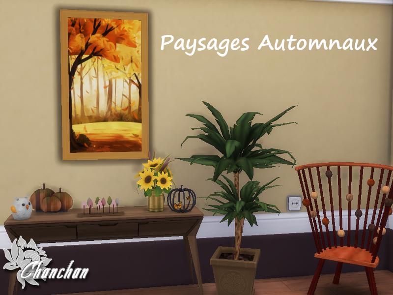 Paysages Automnaux 1