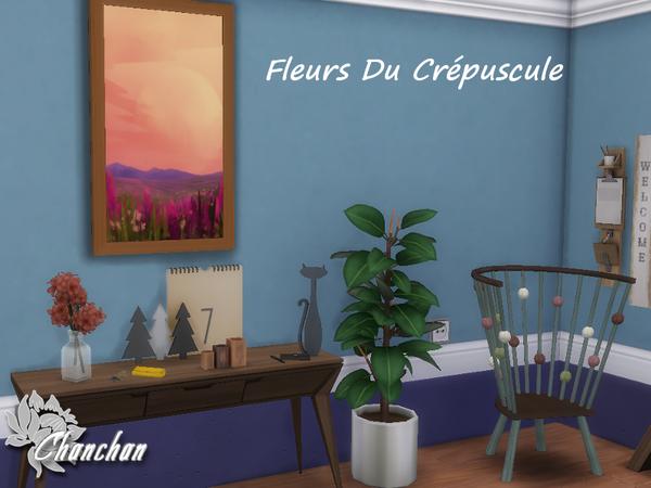 Fleurs Du Crépuscule 1