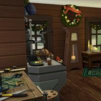 Atelier du Père-Noël vue 2