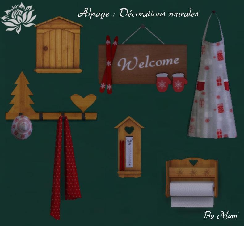 Alpage-d�corations--murales