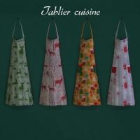 Tablier-cuisine