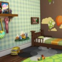 Chambre bambin vue 1