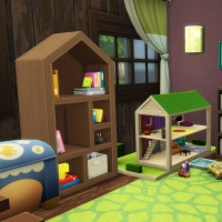 Chambre bambin vue 2
