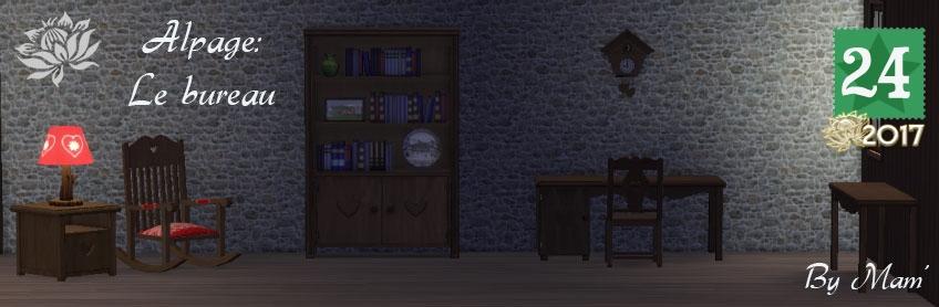 Alpage: Le bureau