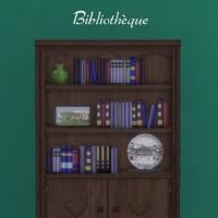 Bibliothèque.