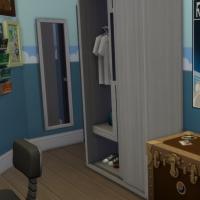 121 Maison Hakim - la chambre d'enfant - vue 3