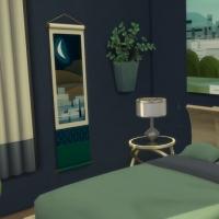 121 Maison Hakim - la chambre parentale - vue 1