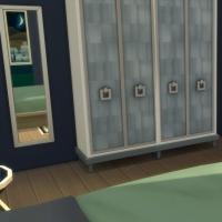 121 Maison Hakim - la chambre parentale - vue 3