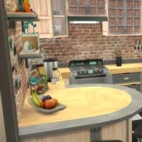 121 Maison Hakim - la cuisine - vue 1
