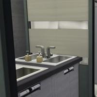 121 Maison Hakim - la salle de bain - vue 2