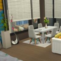 121 Maison Hakim - le salon - vue 4