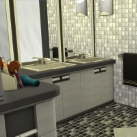 Kenza - Salle de bain - vue 1