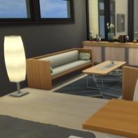 Kenza - Salon de l'�tage - vue 1