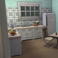 Starter champêtre - la cuisine